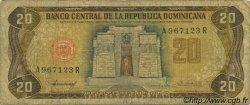 20 Pesos Oro RÉPUBLIQUE DOMINICAINE  1980 P.120b B
