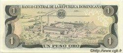 1 Peso Oro RÉPUBLIQUE DOMINICAINE  1987 P.126a pr.NEUF