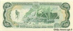 10 Pesos Oro RÉPUBLIQUE DOMINICAINE  1990 P.132 NEUF