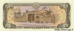 20 Pesos Oro RÉPUBLIQUE DOMINICAINE  1990 P.133 SPL