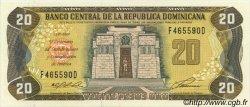 20 Pesos Oro RÉPUBLIQUE DOMINICAINE  1992 P.139a NEUF
