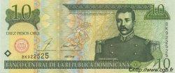 10 Pesos Oro RÉPUBLIQUE DOMINICAINE  2000 P.159a NEUF