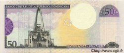 50 Pesos Oro RÉPUBLIQUE DOMINICAINE  2000 P.161 NEUF