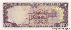 50 Pesos Oro RÉPUBLIQUE DOMINICAINE  1978 PCS4 NEUF