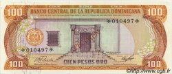 100 Pesos Oro RÉPUBLIQUE DOMINICAINE  1978 PCS4 NEUF