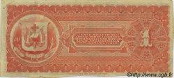 1 Peso RÉPUBLIQUE DOMINICAINE  1880 PS.103a SPL