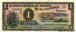 1 Colon SALVADOR  1954 P.087 pr.NEUF