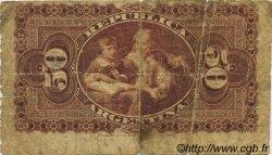 50 Centavos ARGENTINE  1884 P.008 B