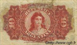 10 Centavos ARGENTINE  1895 P.228 TTB