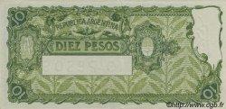 10 Pesos ARGENTINE  1925 P.245b SUP+