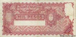 1000 Pesos ARGENTINE  1934 P.249c TB à TTB