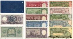 50 Centavos à 1000 Pesos ARGENTINE  1950 P.- (251...269s pr.NEUF