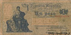 1 Peso ARGENTINE  1935 P.251a B