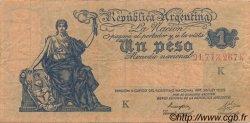 1 Peso ARGENTINE  1935 P.251d pr.TTB