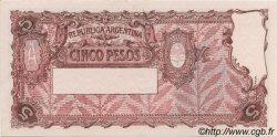 5 Pesos ARGENTINE  1935 P.252a SPL