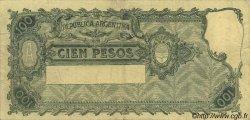 100 Pesos ARGENTINE  1936 P.255 TTB