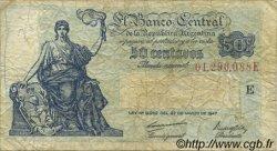 50 Centavos ARGENTINE  1948 P.256 B