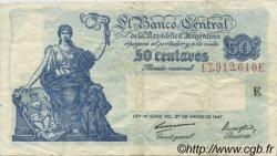 50 Centavos ARGENTINE  1948 P.256 TTB