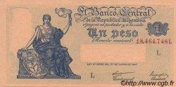 1 Peso ARGENTINE  1948 P.257 SPL