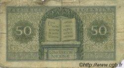 50 Centavos ARGENTINE  1950 P.259 B