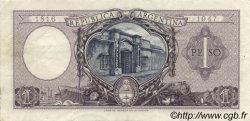 1 Peso ARGENTINE  1952 P.260b SUP
