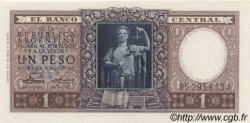 1 Peso ARGENTINE  1952 P.260b NEUF