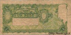 1 Peso ARGENTINE  1956 P.262 TB
