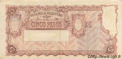 5 Pesos ARGENTINE  1951 P.264d pr.SUP