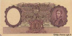 100 Pesos uniface ARGENTINE  1935 P.267A SPL