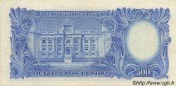 500 Pesos ARGENTINE  1944 P.268a SUP