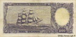 1000 Pesos ARGENTINE  1944 P.269b TB à TTB