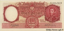 10 Pesos ARGENTINE  1954 P.270a pr.NEUF
