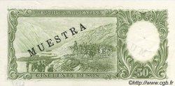 50 Pesos ARGENTINE  1955 P.271 SPL
