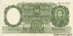 50 Pesos ARGENTINE  1955 P.271c SUP