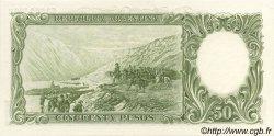 50 Pesos ARGENTINE  1955 P.271c NEUF