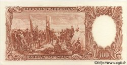 100 Pesos ARGENTINE  1957 P.272a NEUF