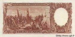 100 Pesos ARGENTINE  1957 P.272c NEUF