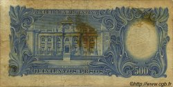 500 Pesos ARGENTINE  1954 P.273a pr.TB