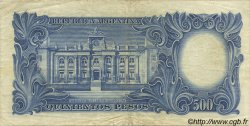 500 Pesos ARGENTINE  1954 P.273a TTB