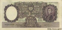 1000 Pesos ARGENTINE  1955 P.274a SUP