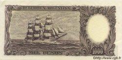 1000 Pesos ARGENTINE  1955 P.274a pr.SPL