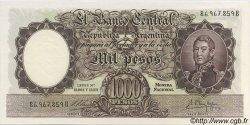 1000 Pesos ARGENTINE  1955 P.274a pr.NEUF