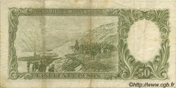 50 Pesos ARGENTINE  1968 P.276 TTB