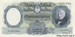 500 Pesos ARGENTINE  1964 P.278a pr.NEUF
