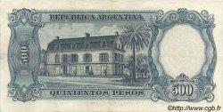 500 Pesos ARGENTINE  1964 P.278b SUP