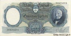 500 Pesos ARGENTINE  1964 P.278b NEUF