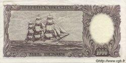 1000 Pesos ARGENTINE  1966 P.279b SUP