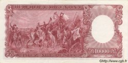 10000 Pesos ARGENTINE  1961 P.281a SPL