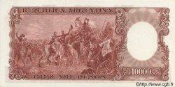 10000 Pesos ARGENTINE  1961 P.281b NEUF