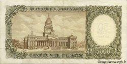 50 Pesos sur 5000 Pesos ARGENTINE  1969 P.285 pr.SUP